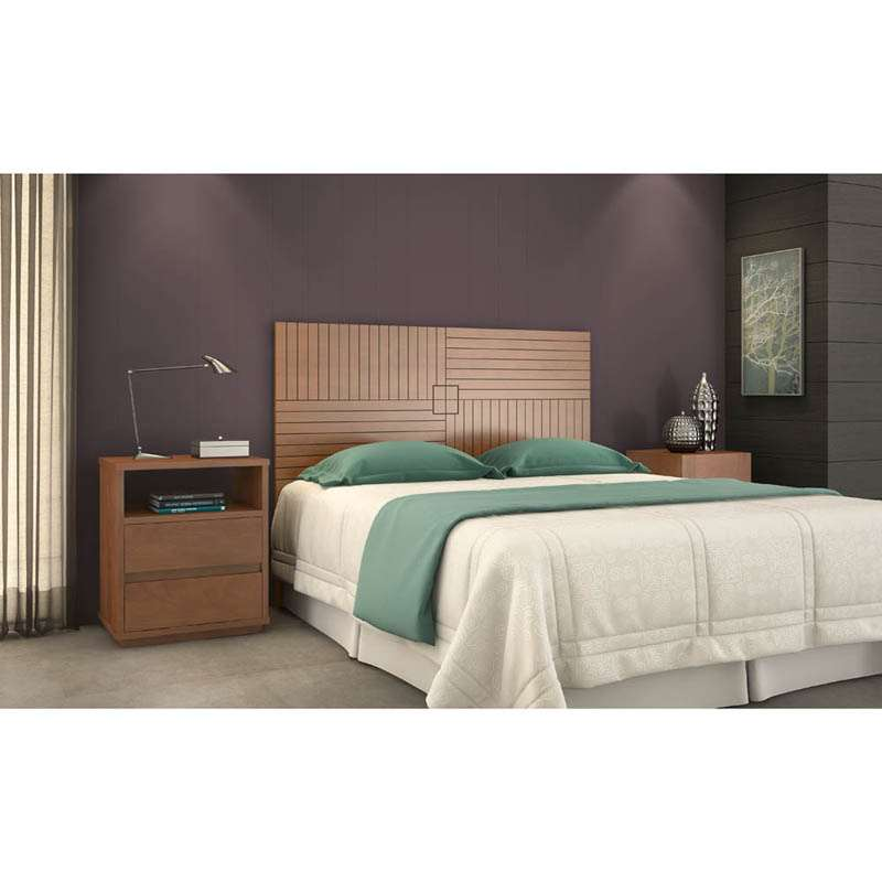 Cabeceira Painel 1,60 Angelina - Sir Design