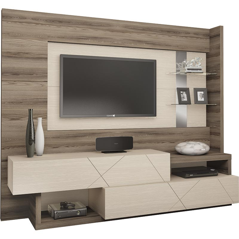 Estante Home Theater Presence - Caemmun
