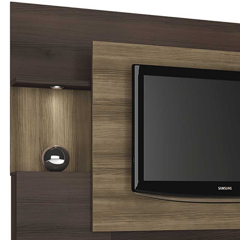 Estante Home Theater Aron - Linea Brasil