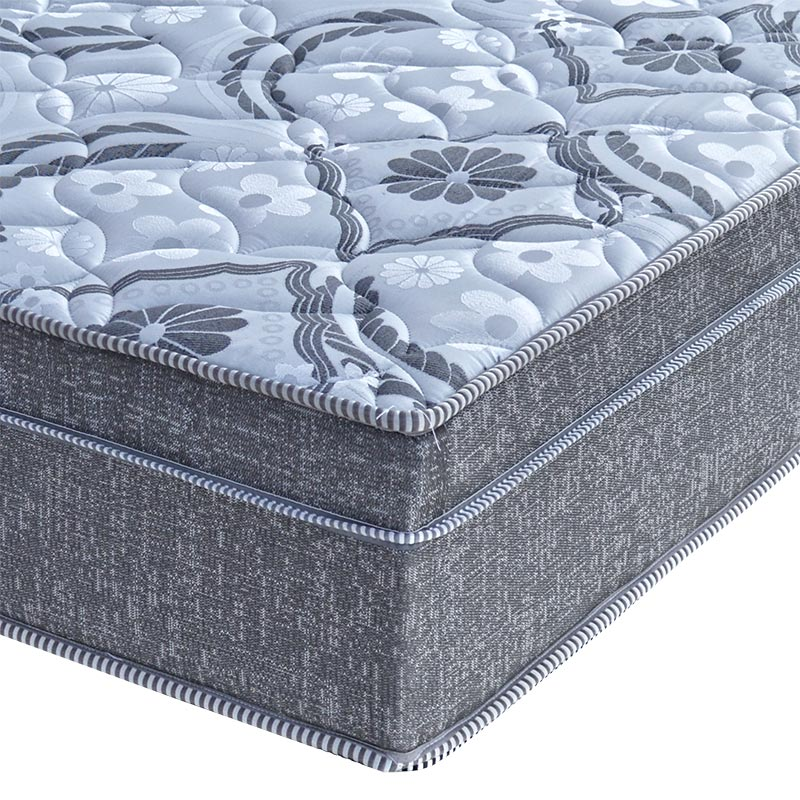Cama Box Casal Springs Gray - Probel