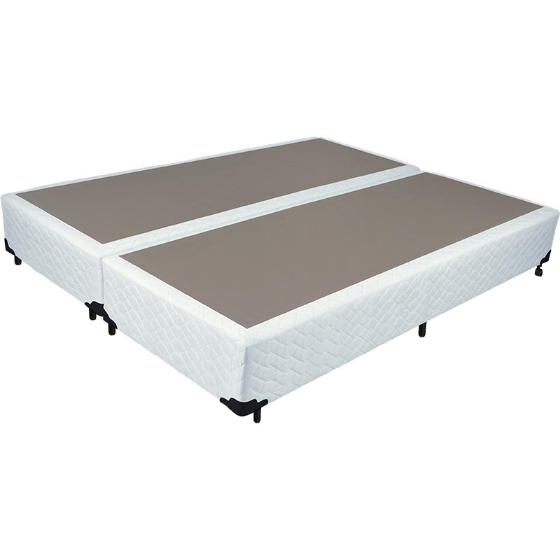 Cama Box Queen Prodormir White - Probel