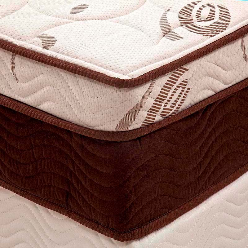 Cama Box Solteiro Sleep - Ortobom