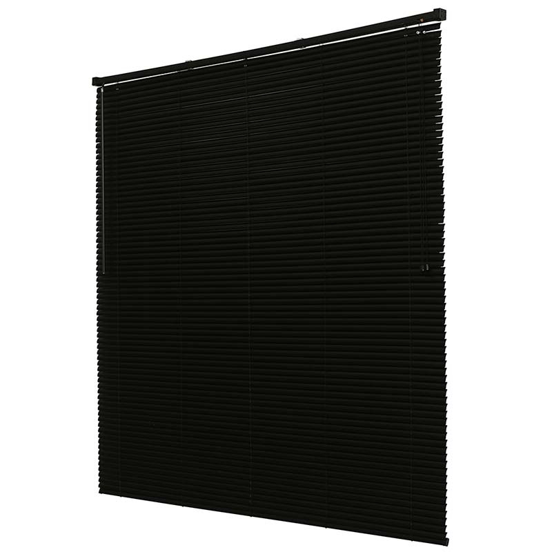 Persiana Evolux Off em PVC 120x130 cm - Evolux - Preto