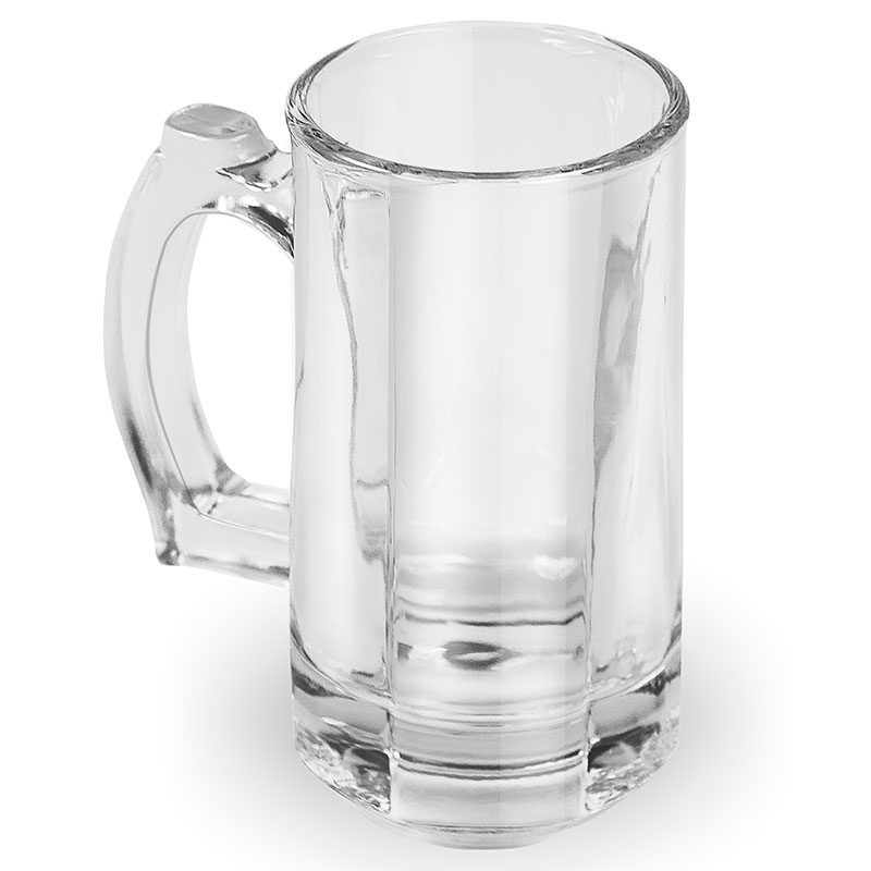 Caneca Beer 360ml - Gourmet Mix - Transparente