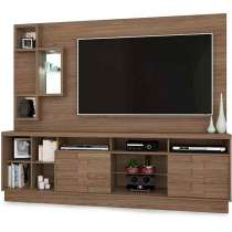 Home Theater Heitor - Madetec Amendoa