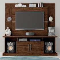 Estante Home Theater Duo - Caemmun - Havana