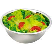 Tigela Bowl 28 cm - Euro Home - Inox