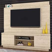 Estante Home Theater Otávio - Madetec Rustico
