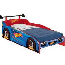 Cama Hot Wheels Plus com Aerofólio - Pura Magia