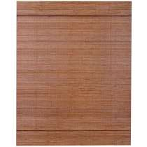 Persiana Romana Bambu 100x220  - Evolux - Walnut