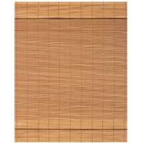 Persiana Soho Romana Bambu 80x140 - Evolux - Oak
