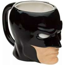 Caneca Deco Mould WB JL Core Batman 480ml - Urban - Preto