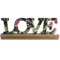 Painel Decorativo Love 33cm - Urban - Verde