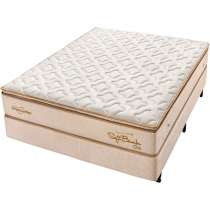 Cama Box Soft Bambu Gel One Face 5101863 Casal 138x188cm - Americanflex