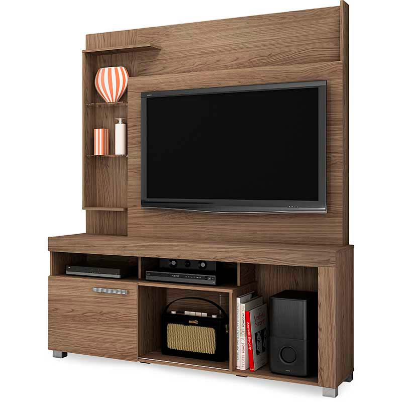 Home Theater Icaro - Madetec Amendoa