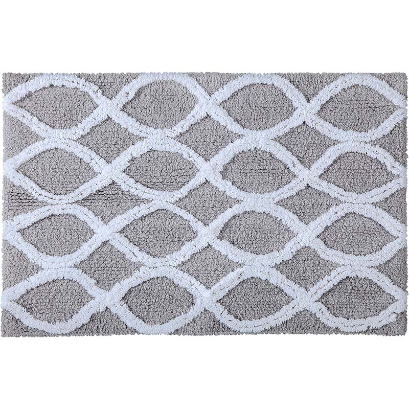 Tapete Relax Aconchego 70x50cm - Corttex Taupe